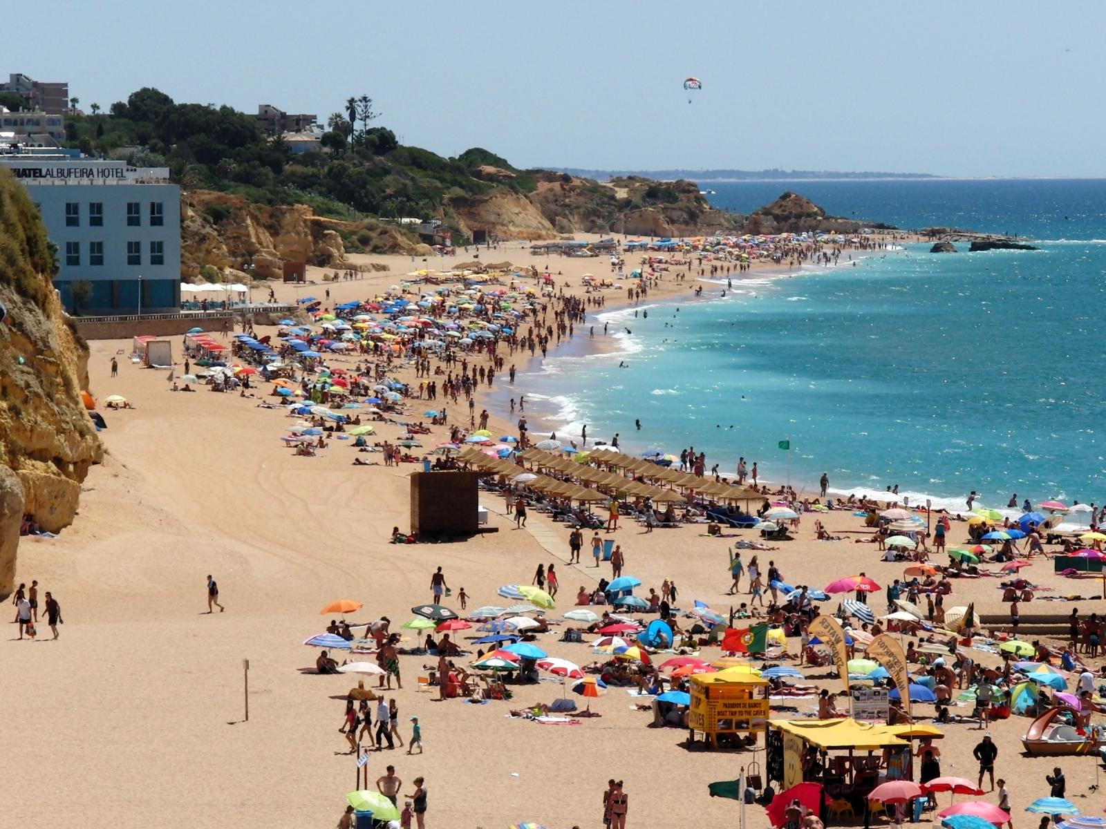 Albufeira: Praia do Inatel