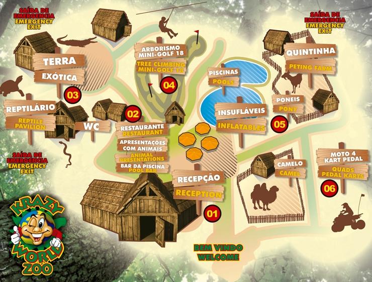 Krazy World Algarve Portal
