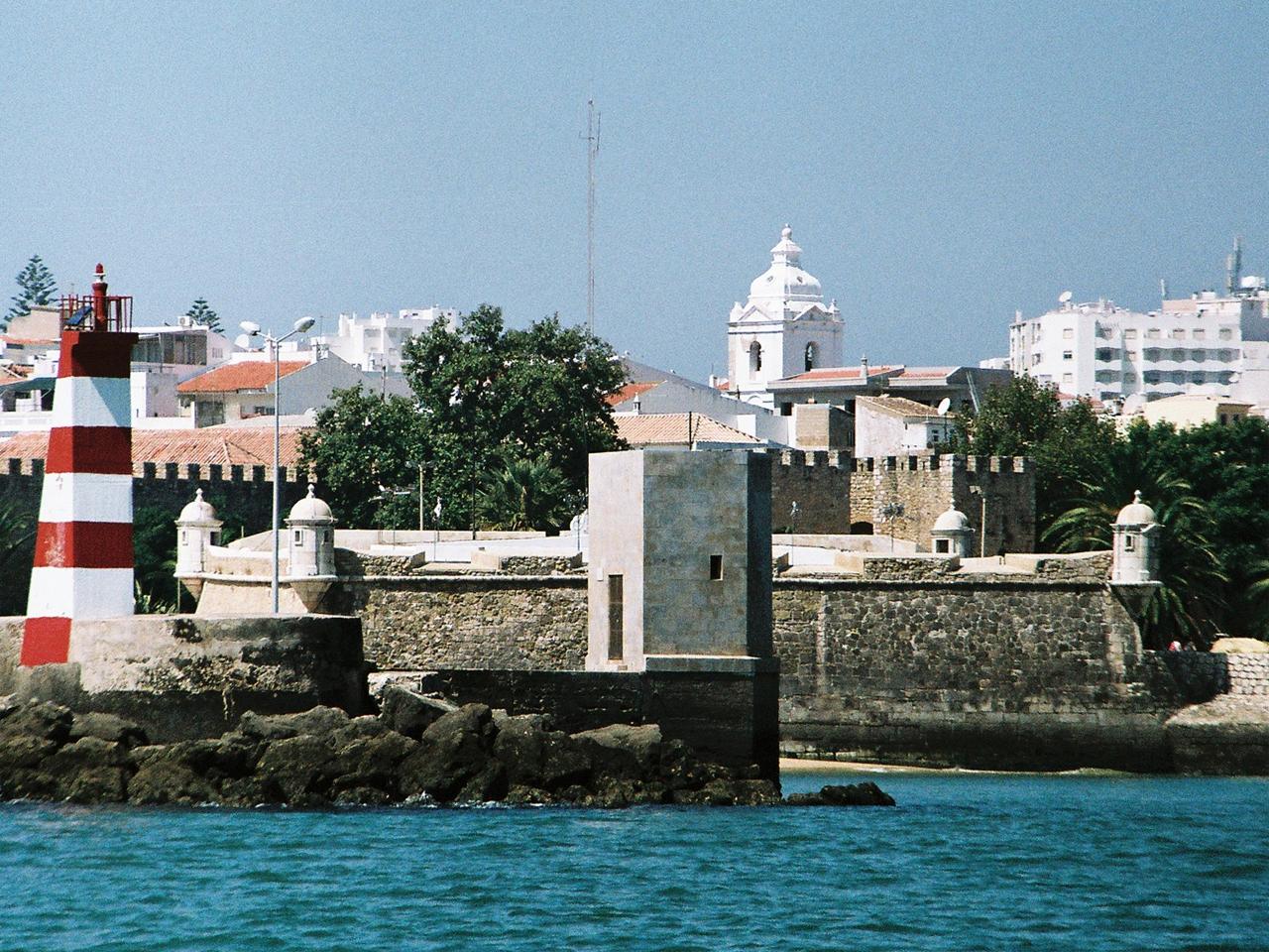 Lagos: Forte da Ponta da Bandeira