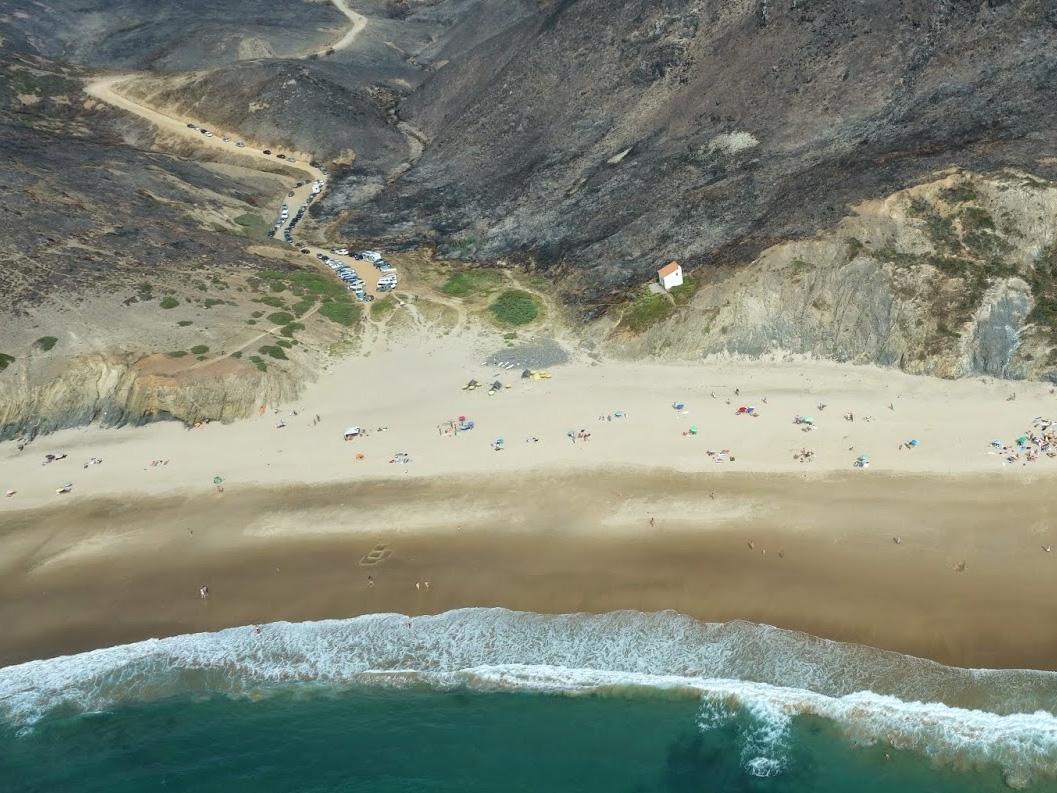 Praia de vale figueira algarve portal